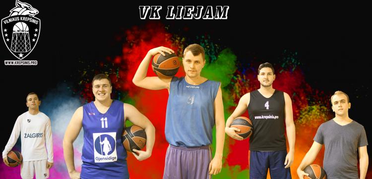7 lygos 1/32 finalo apžvalga: VK Liejam - Vilniaus Vandenys