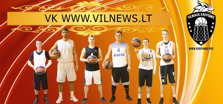 Į atkrintamąsias nepatekusių komandų apžvalga: VK www.vilnews.lt