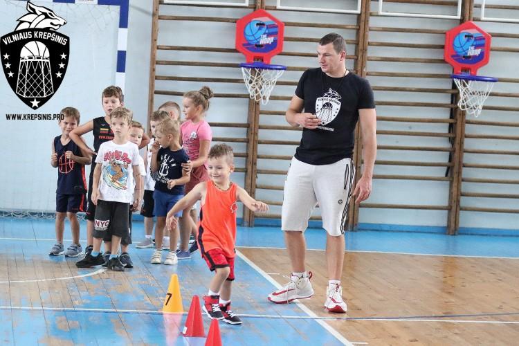 Pasibaigė dviejų Vasaros sporto stovyklų ciklas